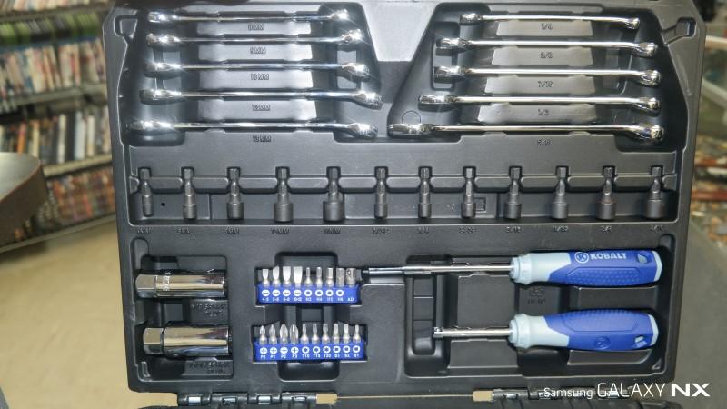 KOBALT TOOLS Sockets/Ratchet 0573344
