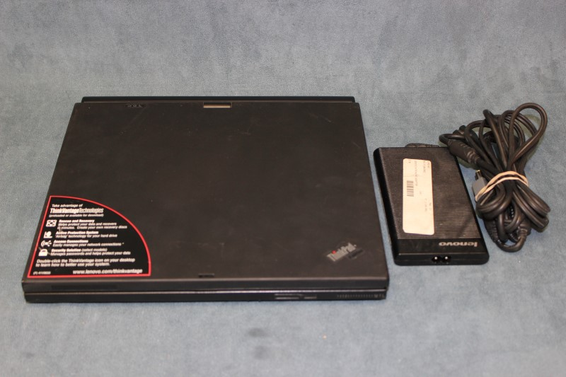Lenovo ThinkPad X61 1.60GHz Intel Core 2 Duo, 250GB HDD, 4GB RAM