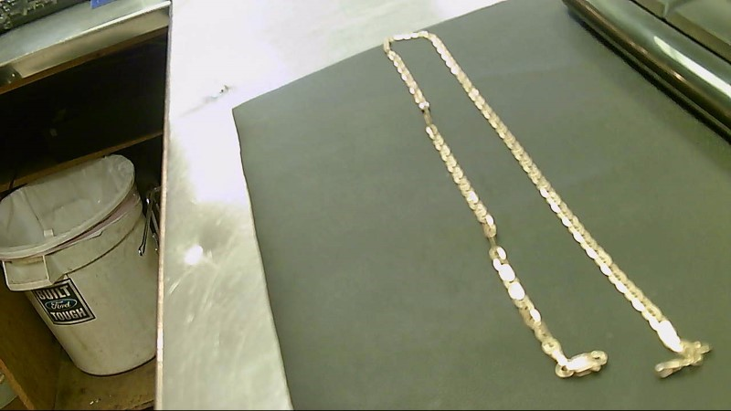 Gold Chain 10K Yellow Gold 6.4g