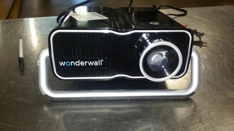 WONDERWALL Projection Equipment 1625073