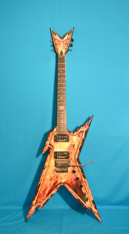 DEAN GUITARS Electric Guitar DIME RAZORBACK