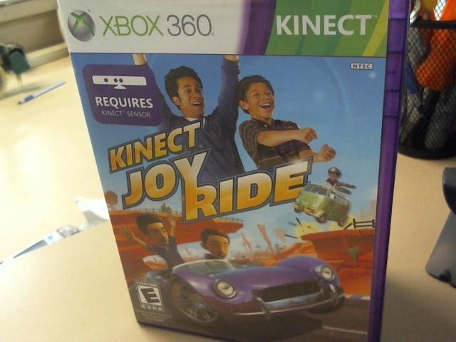 KINECT JOY RIDE- XBOX 360