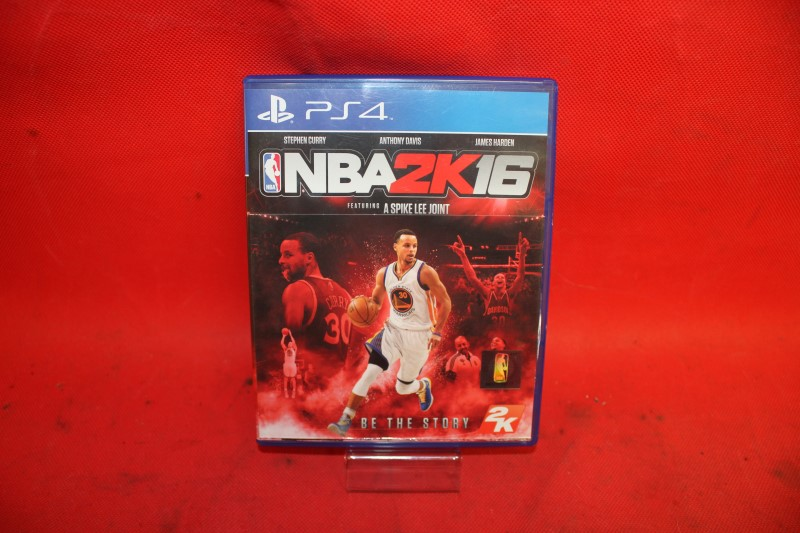 NBA 2K16 (Sony PlayStation 4, 2015) - PS4 Game - Free Shipping!
