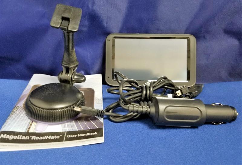 MAGELLAN GPS SYSTEM N393M-5000