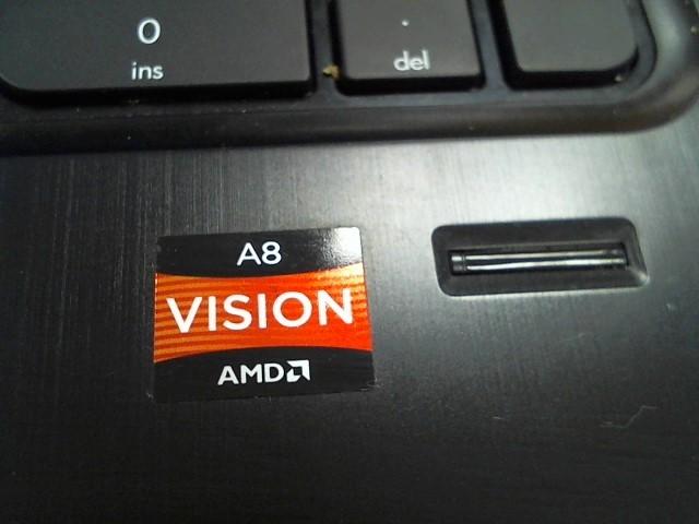 HEWLETT PACKARD PC Laptop/Netbook ENVY DV7