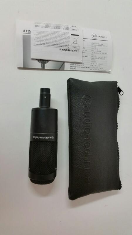 AUDIO-TECHNICA Microphone AT2035