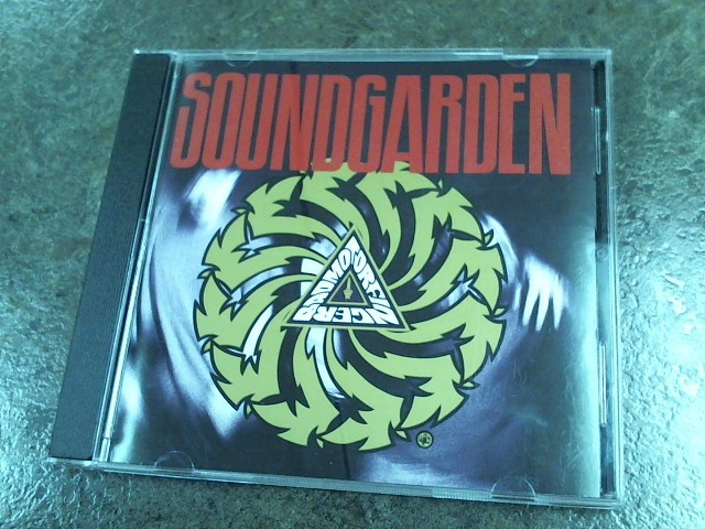 SOUNDGARDEN CD BAD MOTOR FINGER