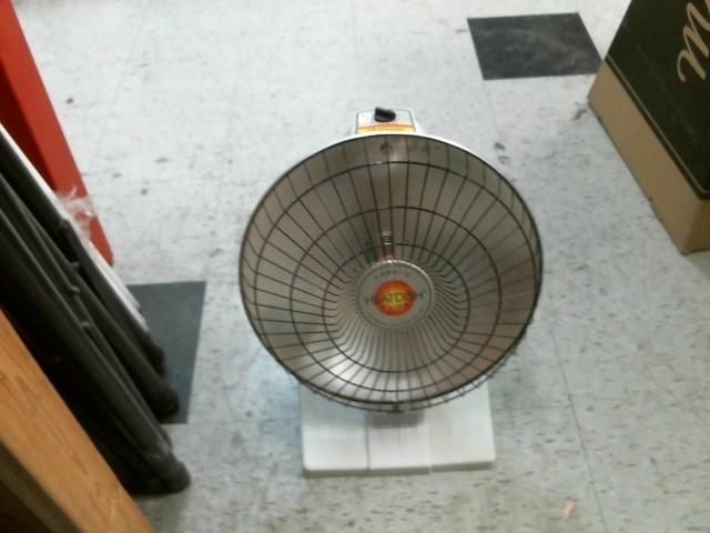 PRESTO Heater HEATDISH PLUS
