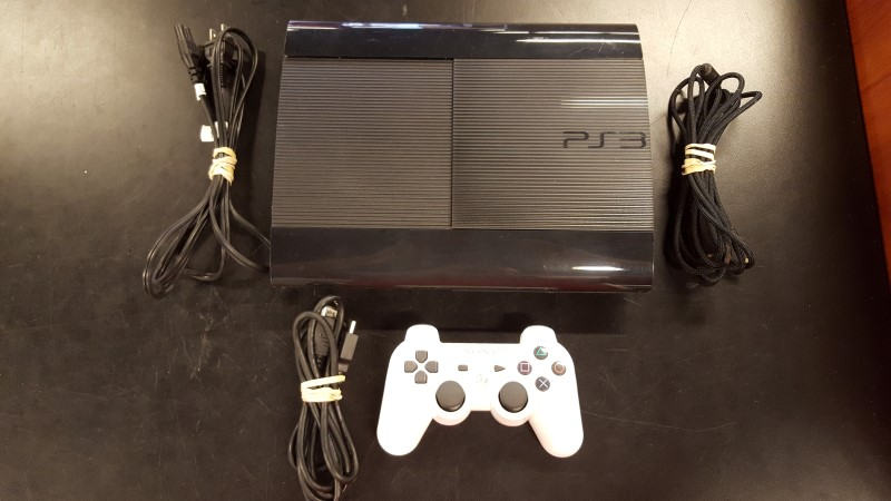 SONY PlayStation 3 PLAYSTATION 3 - SYSTEM - 500GB - CECH-4301C