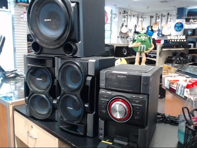 SONY Mini-Stereo HCD-EC991