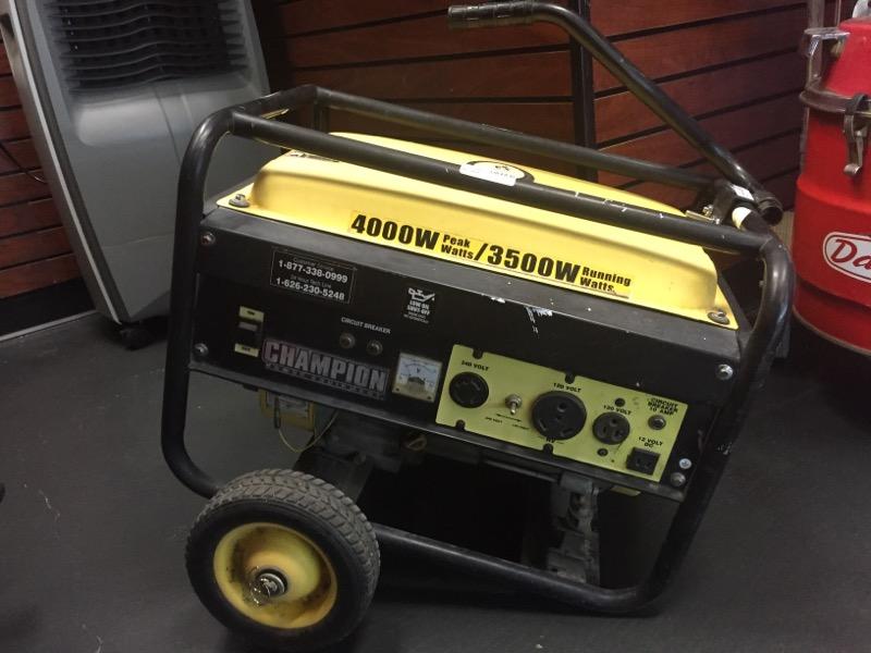 CHAMPION POWER EQUIPMENT Generator C46540