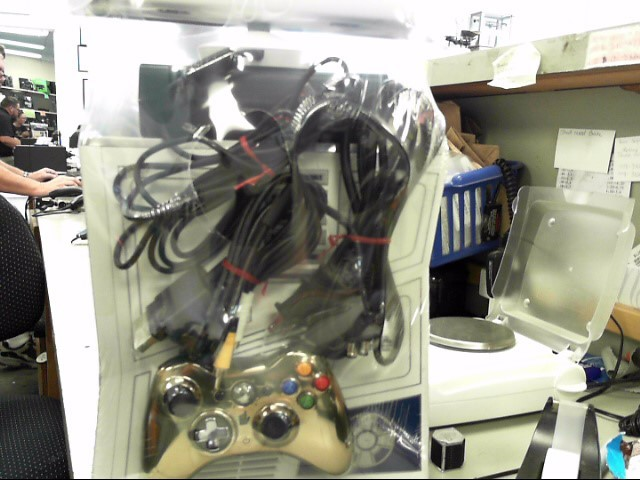 MICROSOFT XBox 360 XBOX 360 - 320GB - STAR WARS SPECIAL BUNDLE
