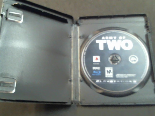 EA-ELECTRONIC ARTS Sony PlayStation 3 Game ARMY OF TWO PS3