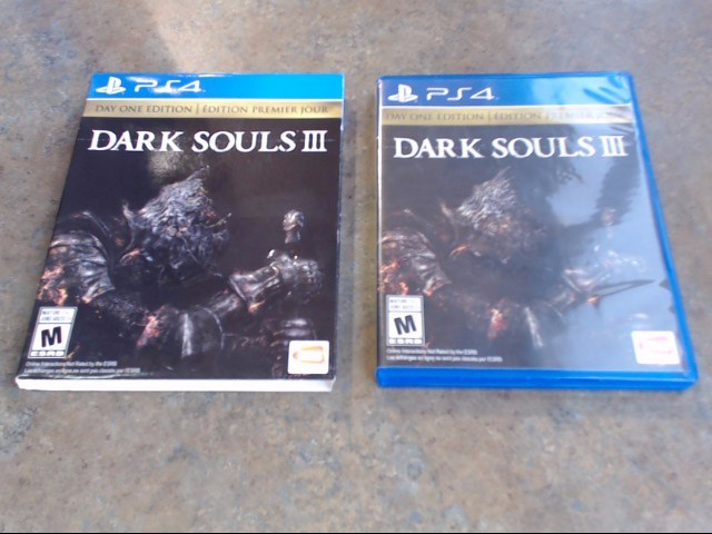 SONY Sony PlayStation 4 Game DARK SOULS III - PS4