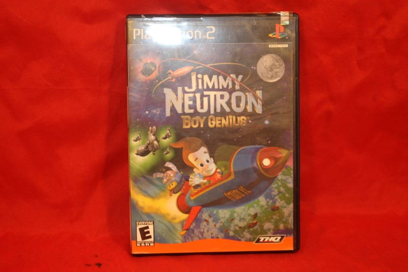 Jimmy Neutron: Boy Genius - Playstation 2