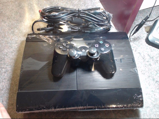 SONY PLAYSTATION 3 - SYSTEM - 250GB - CECH-4001B