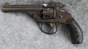 SMITH & WESSON Revolver .32 TOP BREAK REVOLVER