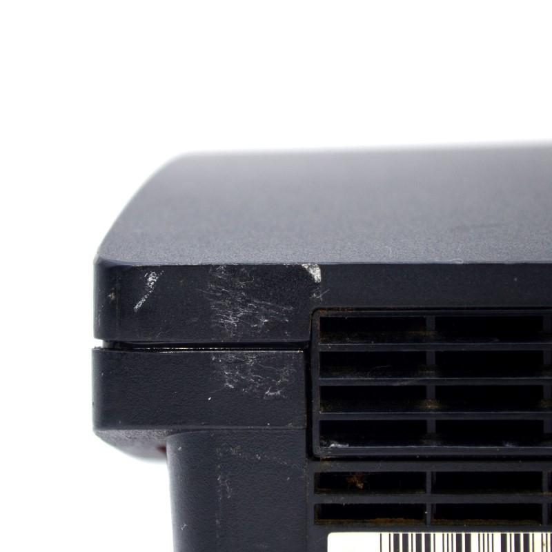 Sony Playstation 3 CECH-3001A 160GB Slim Matte Black Console Bundle