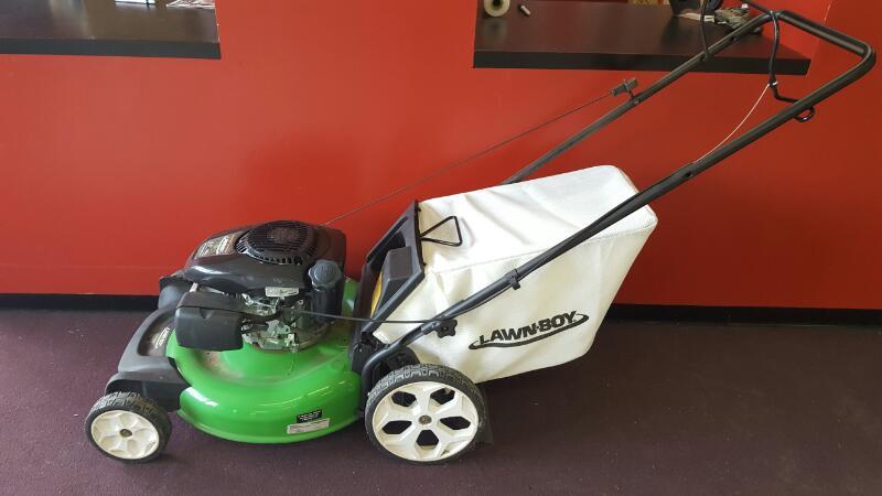 LAWN BOY 21 in. Rear Wheel Drive Self-Propelled Gas Lawn Mower with Kohler Engin