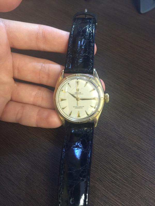 ROLEX Wristwatch 6085 14k