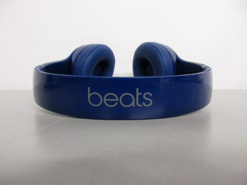 BEATS AUDIO SOLO 2 WIRED HEADPHONES, BLUE