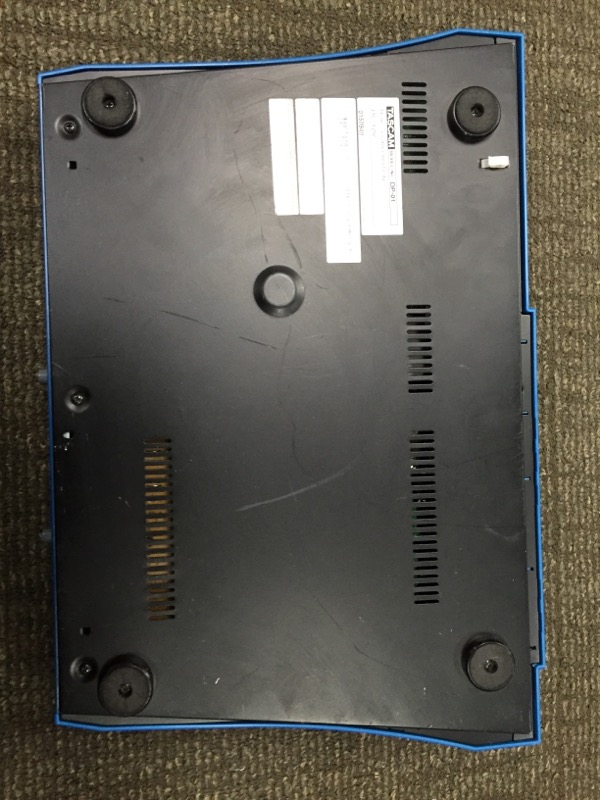 TASCAM Multi-Track Recorder DP-01