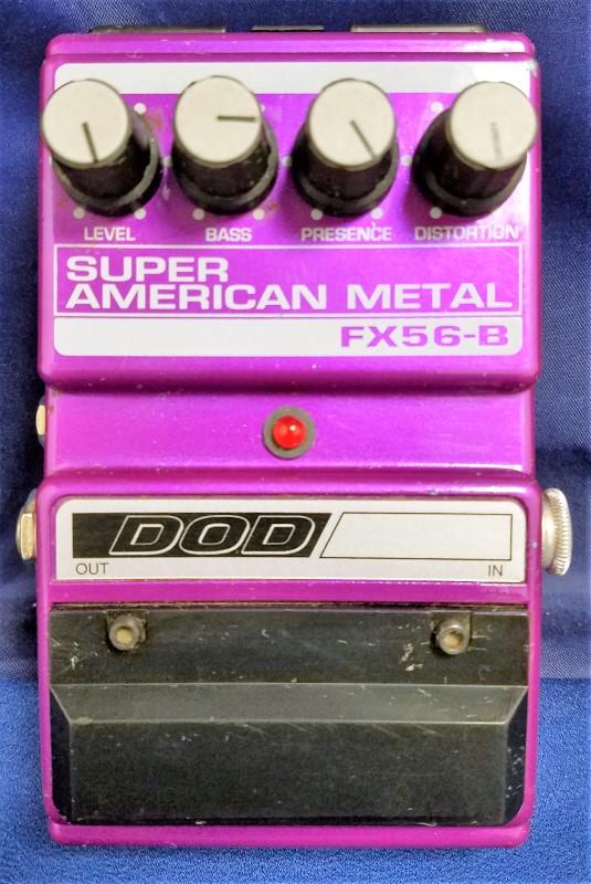 DOD FX56-B SUPER AMERICAN METAL