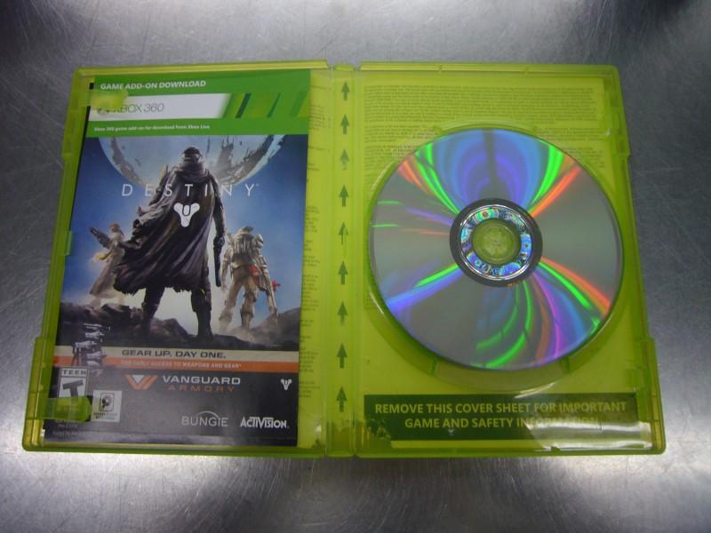 MICROSOFT XBOX 360 Game DESTINY