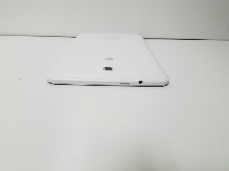"Samsung Galaxy Tab 4 8"" 16GB WiFi + 4G AT&T White Tablet SM-T337A"