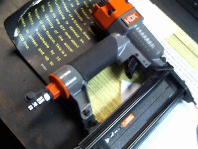 HDX Nailer/Stapler BRAD NAILER