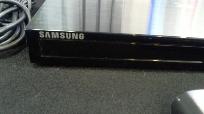 SAMSUNG DVD Player BD-HM59