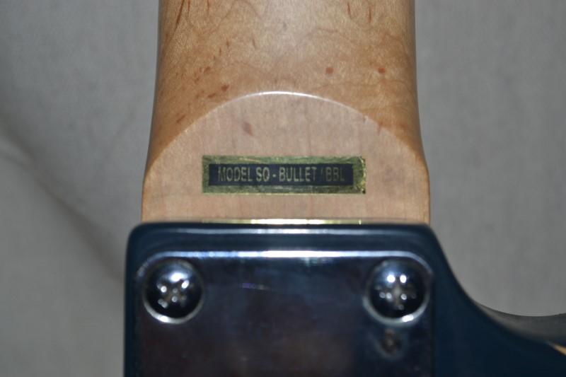 FENDER Electric Guitar SQUIER BULLET STRATOCASTER