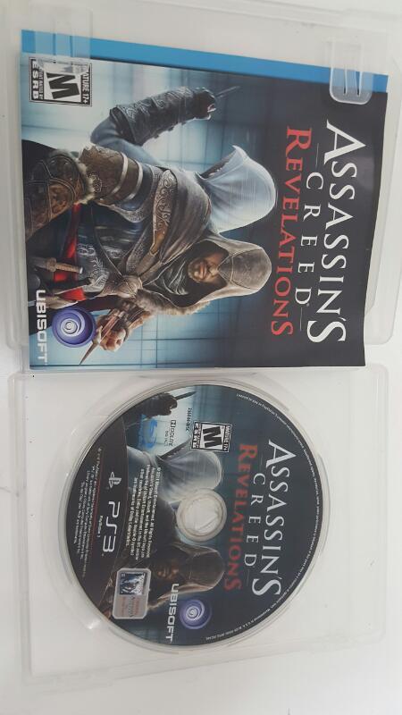 Assassin's Creed: Revelations Sony Playstation 3 PS3