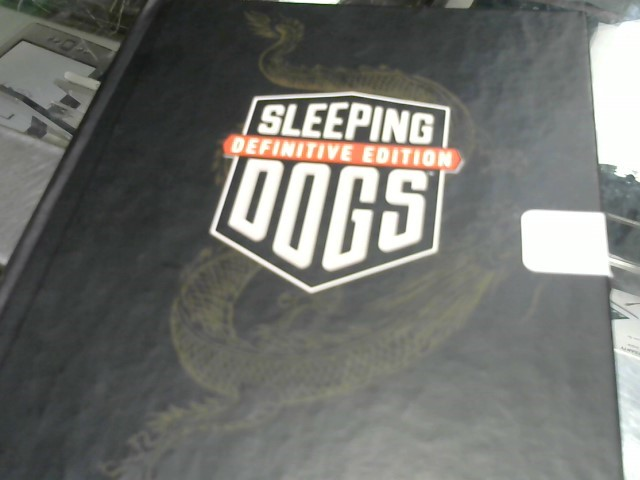 MICROSOFT Microsoft XBOX 360 Game SLEEPING DOGS
