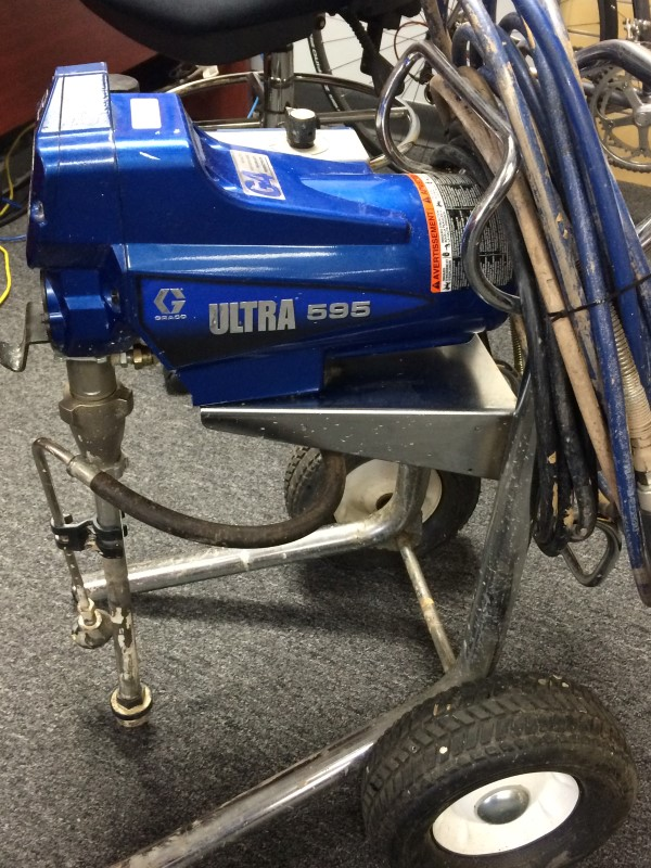 GRACO Airless Paint Sprayer ULTRA 595