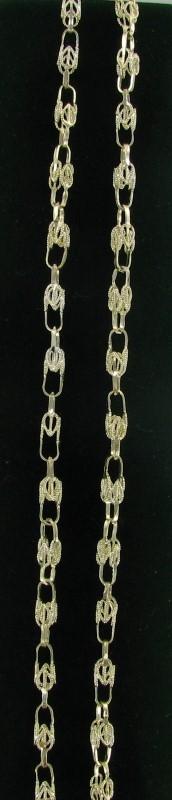 Gold Fashion Chain 10K Yellow Gold 7.5dwt