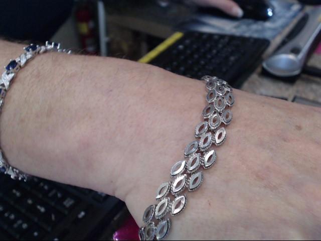 Silver Bracelet 925 Silver 28.95dwt