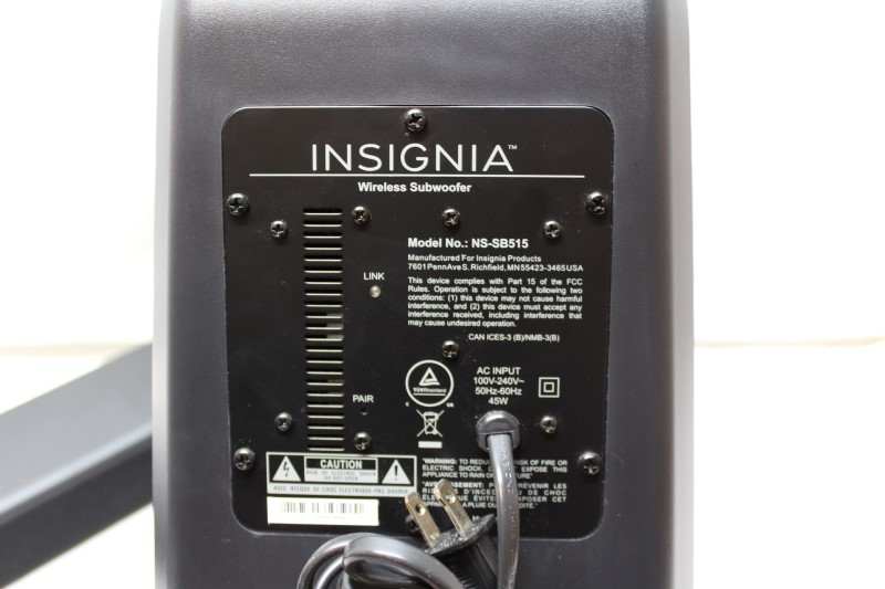INSIGNIA Surround Sound Speakers & System NS-SB515