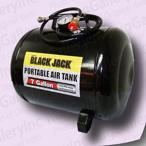 TORIN TOOLS Air Tank BLACK JACK 7 GALLON PORTABLE AIR TANK