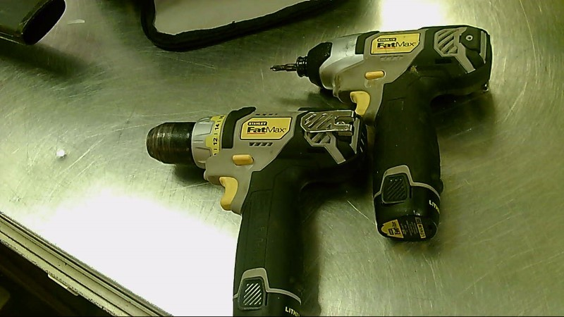 STANLEY Cordless Drill FATMAX 700