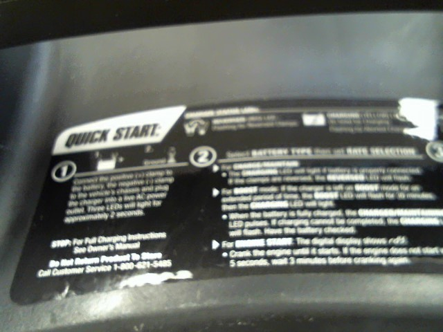 SCHUMACHER Battery/Charger XC103-CA