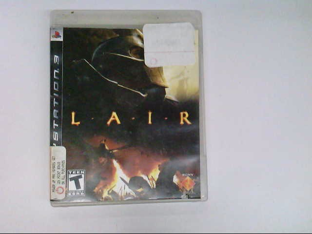 SONY PlayStation 3 LAIR