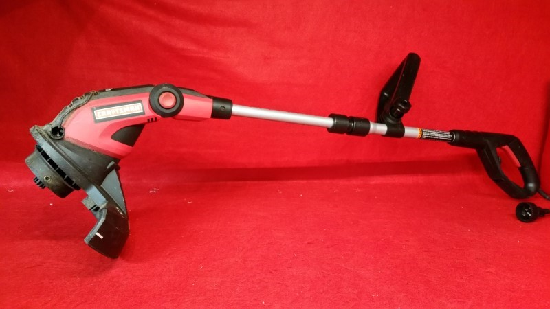 """Craftsman 12"""" 4 Amp Electric Weed Trimmer"""