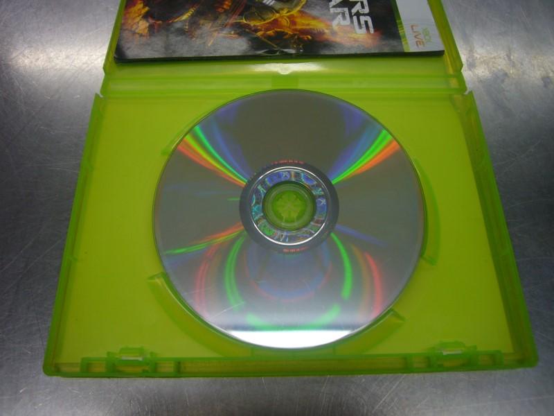 MICROSOFT XBOX 360 Game GEARS OF WAR