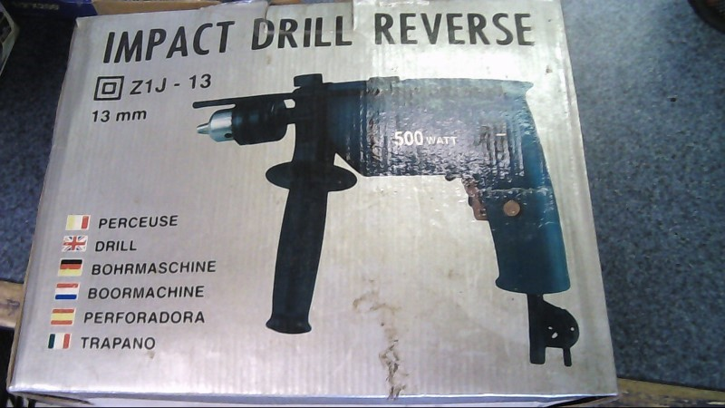AMERICAN TOOL EXCHANGE Cordless Drill Z1J-13