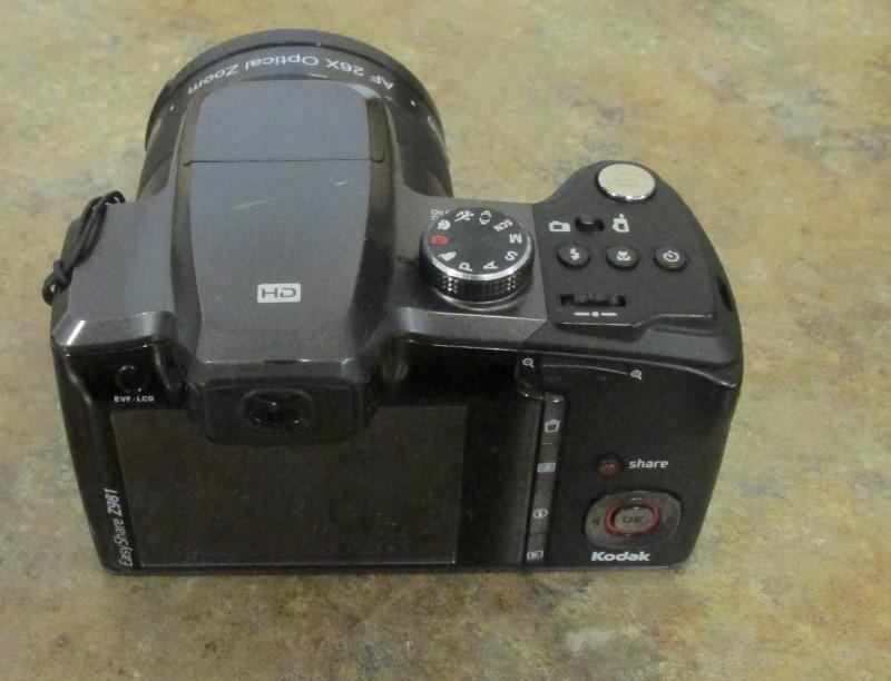 KODAK Digital Camera EASYSHARE Z981