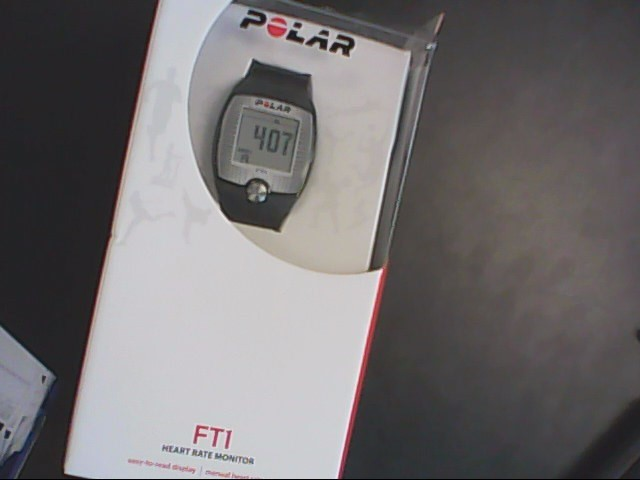 POLAR Gent's Wristwatch FT1