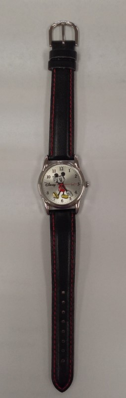 DISNEY MICKEY MOUSE LADIES WATCH