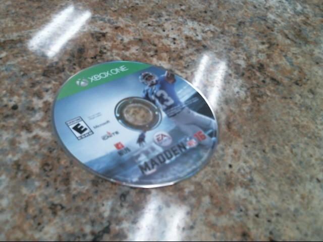 MICROSOFT Microsoft XBOX One Game MADDEN 16 - XBOX ONE