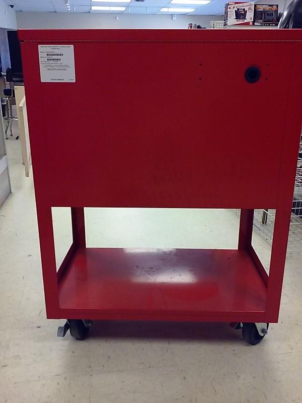 SNAP ON Tool Rollaway Box KRSC33APB0